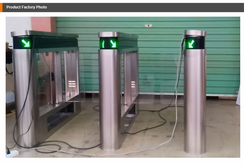 optical swing turnstile factory & Optical Swing Barrier Turnstile | Swing Door Barrier Optical Turnstile Pezcame.Com